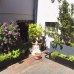 Aménagement patio
