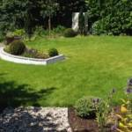 Création pelouse & aménagement massifs